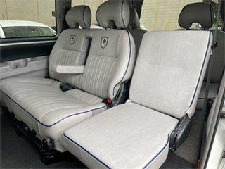 2000 Mitsubishi Delica PD8W White Automatic Van Wagon