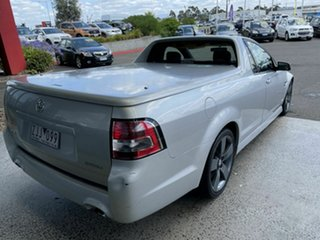 2012 Holden Commodore VE II MY12.5 SV6 Z-Series Silver 6 Speed Automatic Utility