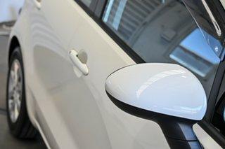 2016 Kia Rio UB MY16 S White 4 Speed Sports Automatic Hatchback.