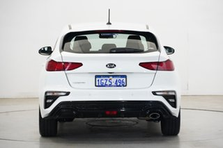 2020 Kia Cerato BD MY20 S Clear White 6 Speed Sports Automatic Hatchback