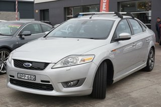 2010 Ford Mondeo MB XR5 Turbo Silver 6 Speed Manual Hatchback