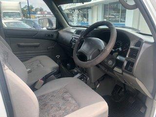 1999 Nissan Patrol White Automatic Utility