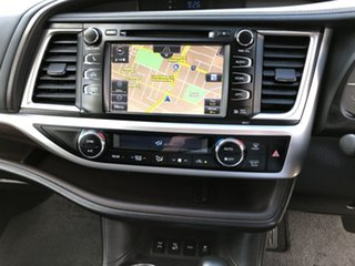 2016 Toyota Kluger GSU55R Grande AWD Grey 8 Speed Sports Automatic Wagon