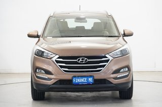 2017 Hyundai Tucson TL MY17 Active X 2WD Gold 6 Speed Sports Automatic Wagon