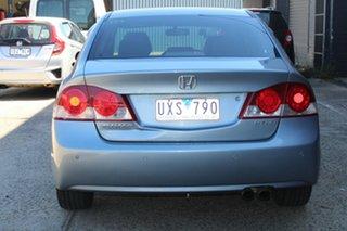2007 Honda Civic MY07 VTi-L 5 Speed Automatic Sedan