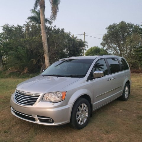 Used Chrysler Grand Voyager RT 5th Gen MY11 Limited Alberton, 2011 Chrysler Grand Voyager RT 5th Gen MY11 Limited Silver 6 Speed Automatic Wagon