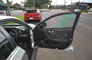 2009 Honda Accord 10 Euro Grey 5 Speed Automatic Sedan