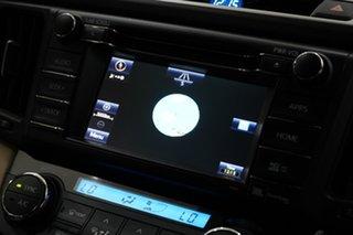 2018 Toyota RAV4 ASA44R Cruiser AWD Black 6 Speed Sports Automatic Wagon