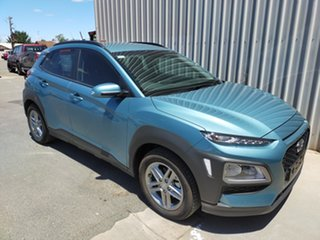 2017 Hyundai Kona OS MY18 Active 2WD 6 Speed Sports Automatic Wagon