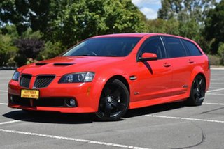 2009 Holden Commodore VE MY10 SS V Sportwagon Special Edition Red 6 Speed Sports Automatic Wagon.