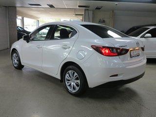 2018 Mazda 2 DL2SAA Neo SKYACTIV-Drive White 6 Speed Sports Automatic Sedan