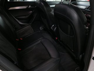 2017 Audi Q3 8U MY17 TFSI S Tronic Quattro Sport White 7 Speed Sports Automatic Dual Clutch Wagon