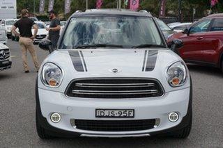2016 Mini Countryman R60 MY15 Cooper D White 6 Speed Sports Automatic Wagon.