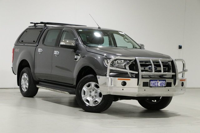 Used Ford Ranger PX MkII MY17 XLT 3.2 (4x4) Bentley, 2017 Ford Ranger PX MkII MY17 XLT 3.2 (4x4) Graphite 6 Speed Automatic Double Cab Pick Up