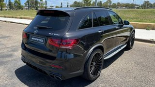 2020 Mercedes-Benz GLC-Class X253 800+050MY GLC63 AMG SPEEDSHIFT MCT 4MATIC+ S