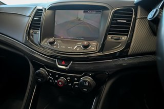 2015 Holden Commodore VF MY15 SV6 Sportwagon Black 6 Speed Sports Automatic Wagon