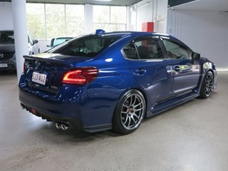 2019 Subaru WRX V1 MY19 AWD Blue 6 Speed Manual Sedan