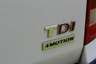 2012 Volkswagen Amarok 2H MY12.5 TDI420 4Motion Perm Trendline White 8 Speed Automatic Utility