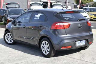 2014 Kia Rio UB MY14 S Grey 4 Speed Sports Automatic Hatchback