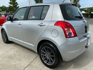 2008 Suzuki Swift RS415 Silver 5 Speed Manual Hatchback
