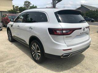 2019 Renault Koleos HZG MY20 Zen X-tronic White 1 Speed Constant Variable Wagon.