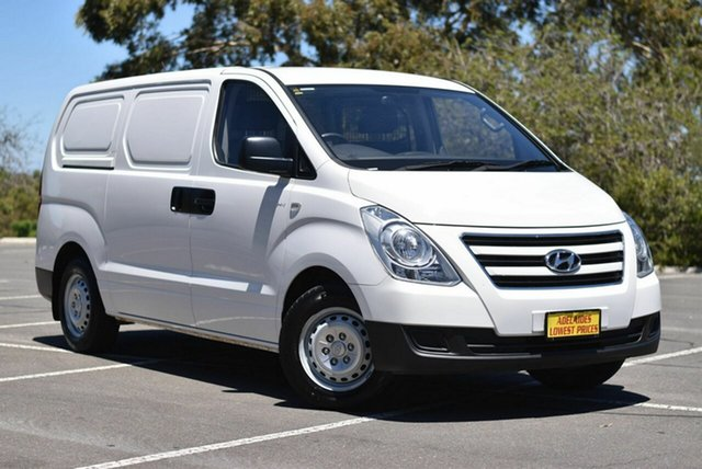 Used Hyundai iLOAD TQ2-V MY15 Morphett Vale, 2015 Hyundai iLOAD TQ2-V MY15 White 5 Speed Automatic Van