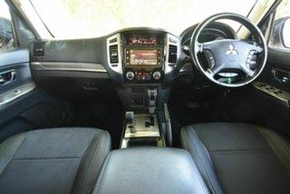 2017 Mitsubishi Pajero NX MY17 GLS White 5 Speed Sports Automatic Wagon