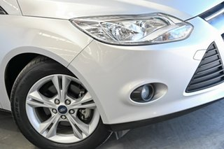2014 Ford Focus LW MkII Trend Silver 5 Speed Manual Hatchback.
