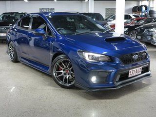 2019 Subaru WRX V1 MY19 AWD Blue 6 Speed Manual Sedan.