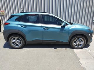 2017 Hyundai Kona OS MY18 Active 2WD 6 Speed Sports Automatic Wagon.