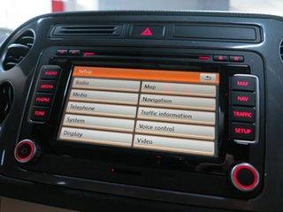 2013 Volkswagen Tiguan 5N MY13.5 132TSI DSG 4MOTION Pacific Cherry Red 7 Speed
