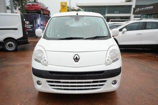 2012 Renault Kangoo X61 1.5 DCI White 5 Speed Manual Van