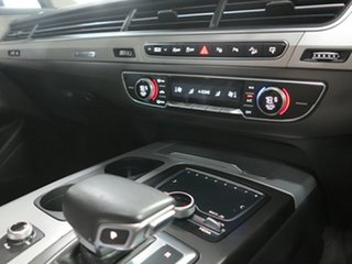 2017 Audi Q7 4M MY17 TDI Tiptronic Quattro Grey 8 Speed Sports Automatic Wagon