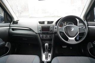 2012 Suzuki Swift FZ GL Blue 4 Speed Automatic Hatchback