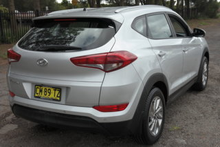 2017 Hyundai Tucson TLe MY17 Active 2WD Silver 6 Speed Sports Automatic Wagon