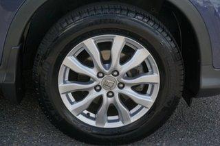 2014 Honda CR-V RM MY15 VTi Blue 5 Speed Automatic Wagon