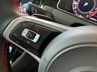 2020 Volkswagen Golf 7.5 MY20 GTI TCR DSG White 6 Speed Sports Automatic Dual Clutch Hatchback