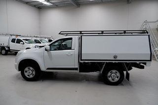 2016 Holden Colorado RG MY16 LS 4x2 White 6 Speed Sports Automatic Cab Chassis