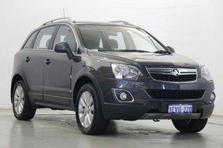 2015 Holden Captiva CG MY15 5 LT Dark Grey 6 Speed Sports Automatic Wagon