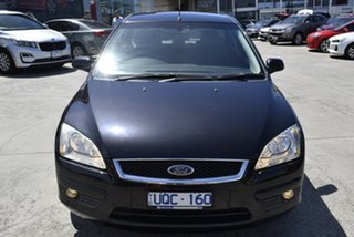 2006 Ford Focus LS LX Black 4 Speed Sports Automatic Hatchback.