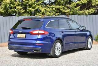 2015 Ford Mondeo MD Trend Blue 6 Speed Sports Automatic Dual Clutch Wagon