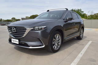 2017 Mazda CX-9 TC GT SKYACTIV-Drive i-ACTIV AWD Graphite 6 Speed Sports Automatic Wagon