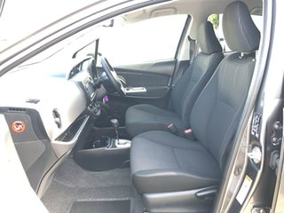 2016 Toyota Yaris NCP131R SX Grey 4 Speed Automatic Hatchback