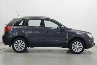 2015 Holden Captiva CG MY15 5 LT Dark Grey 6 Speed Sports Automatic Wagon