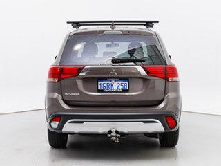 2018 Mitsubishi Outlander ZL MY18.5 ES 7 Seat (2WD) Continuous Variable Wagon