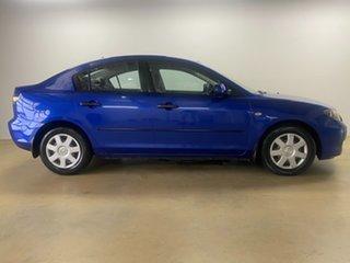2007 Mazda 3 BK MY06 Upgrade Neo Blue 4 Speed Auto Activematic Sedan.