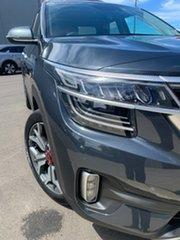 2020 Kia Seltos SP2 MY21 GT-Line DCT AWD Gravity Grey 7 Speed Sports Automatic Dual Clutch Wagon.