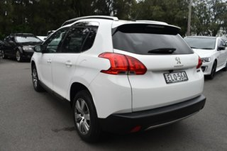 2014 Peugeot 2008 A94 Allure White 5 Speed Manual Wagon