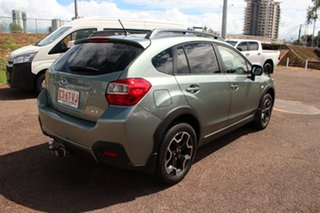 2013 Subaru XV G4X MY13 2.0i-S Lineartronic AWD Green 6 Speed Constant Variable Wagon