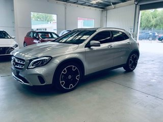 2017 Mercedes-Benz GLA-Class X156 808MY GLA250 DCT 4MATIC 7 Speed Sports Automatic Dual Clutch Wagon